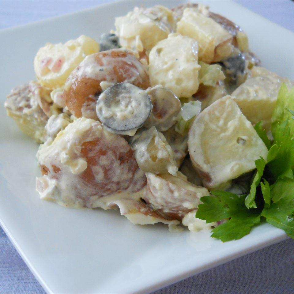 Diane's Scotch-Irish Potato Salad