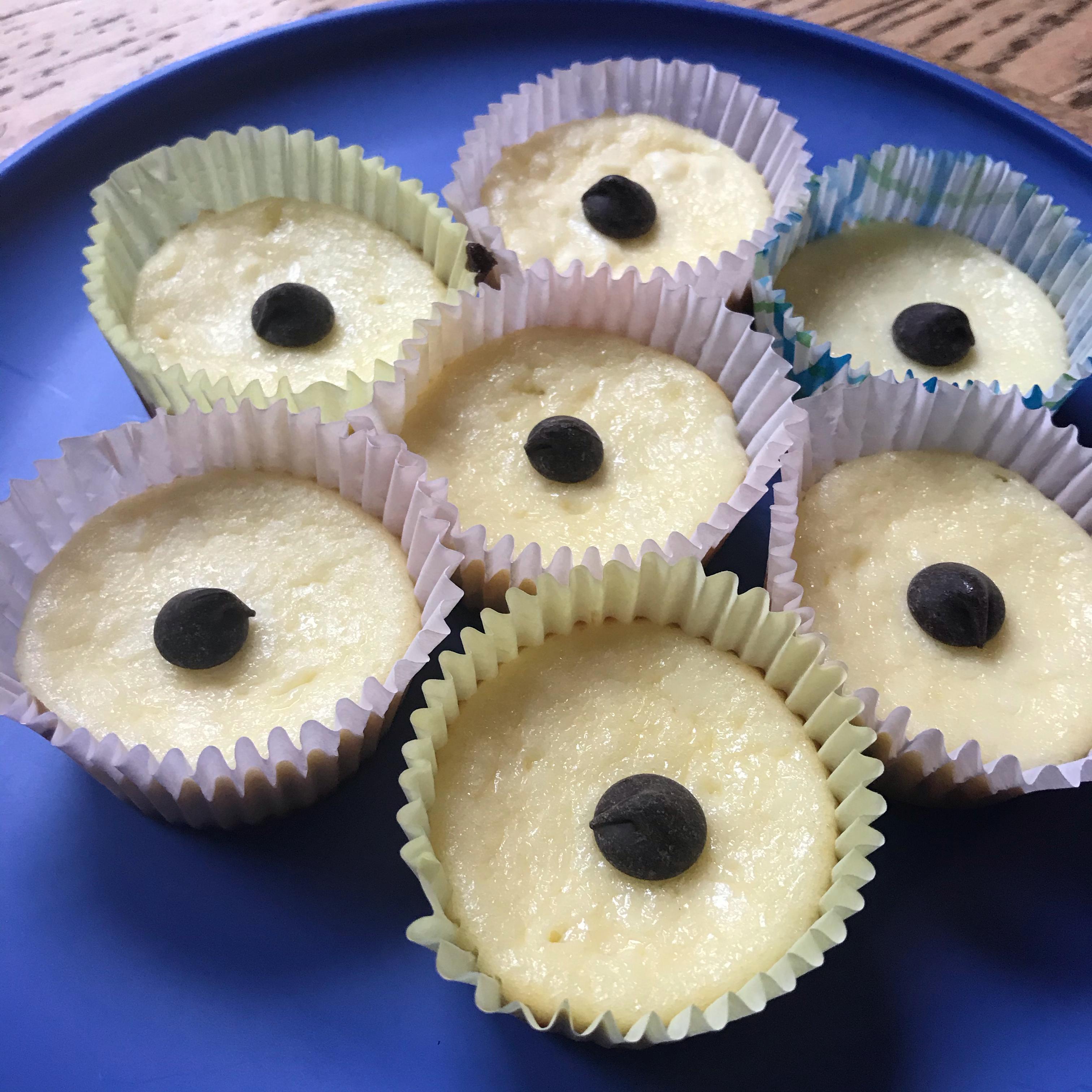 Oreo® Mini Cheesecakes