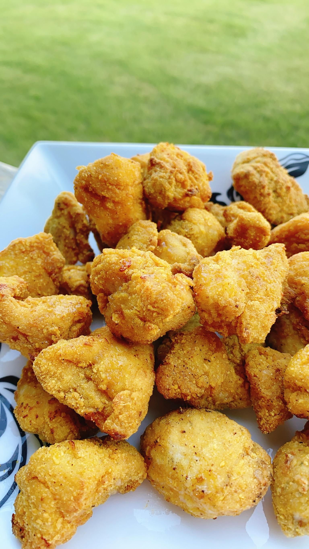 Air Fryer Cornflake Chicken