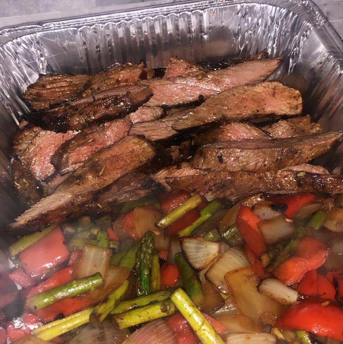 Santa Maria Grilled Tri-Tip Beef