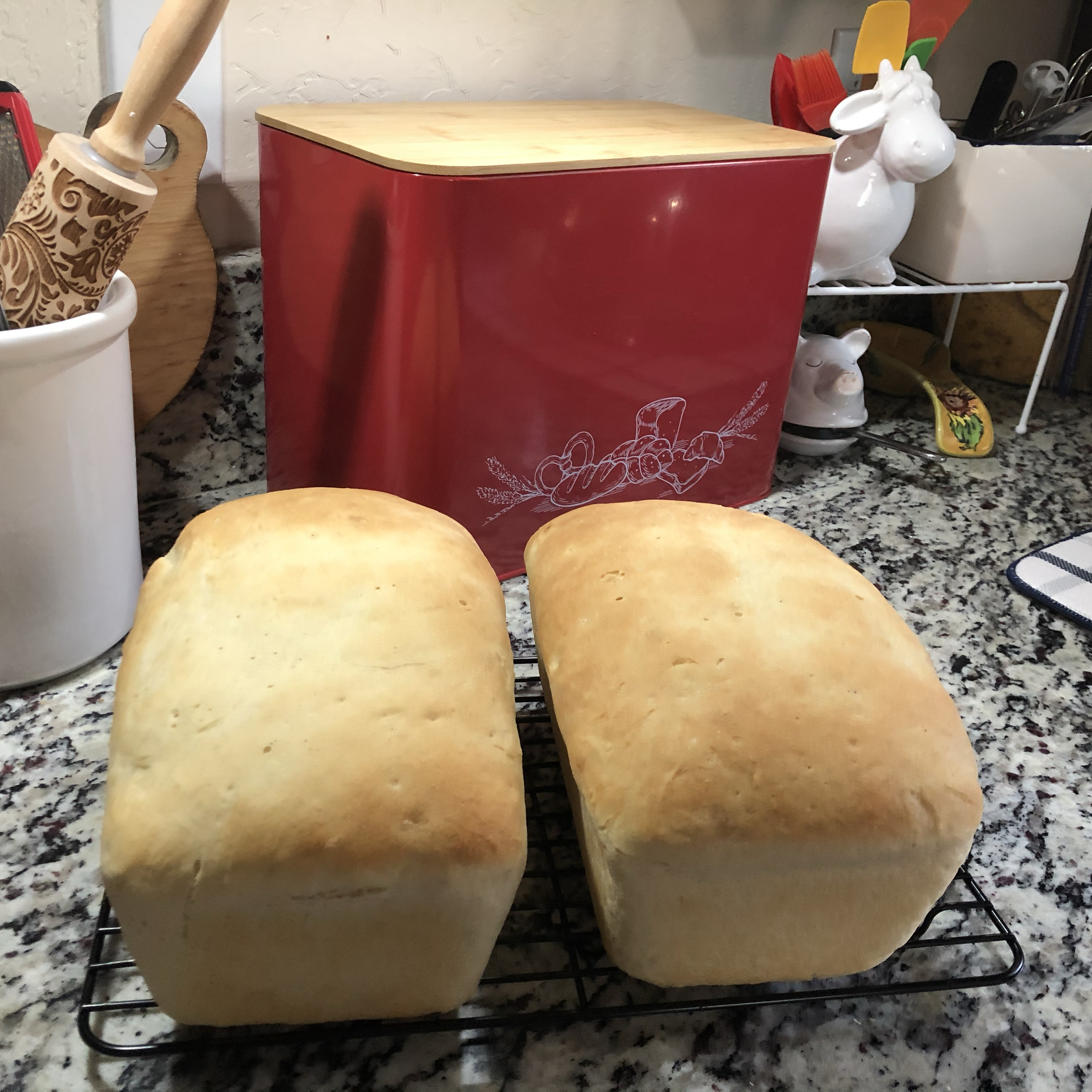 Homemade Wonderful Bread Elsa Sand