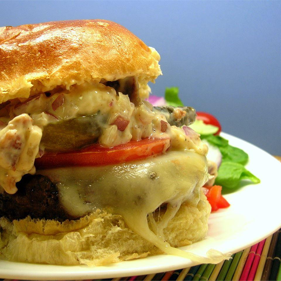 The Ultimate Burger Topping *Sherri*