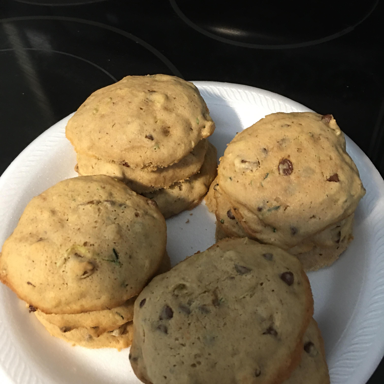 Quick Zucchini Cookies James Veldt