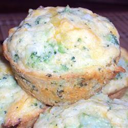 Broccoli-Cheese Corn Bread