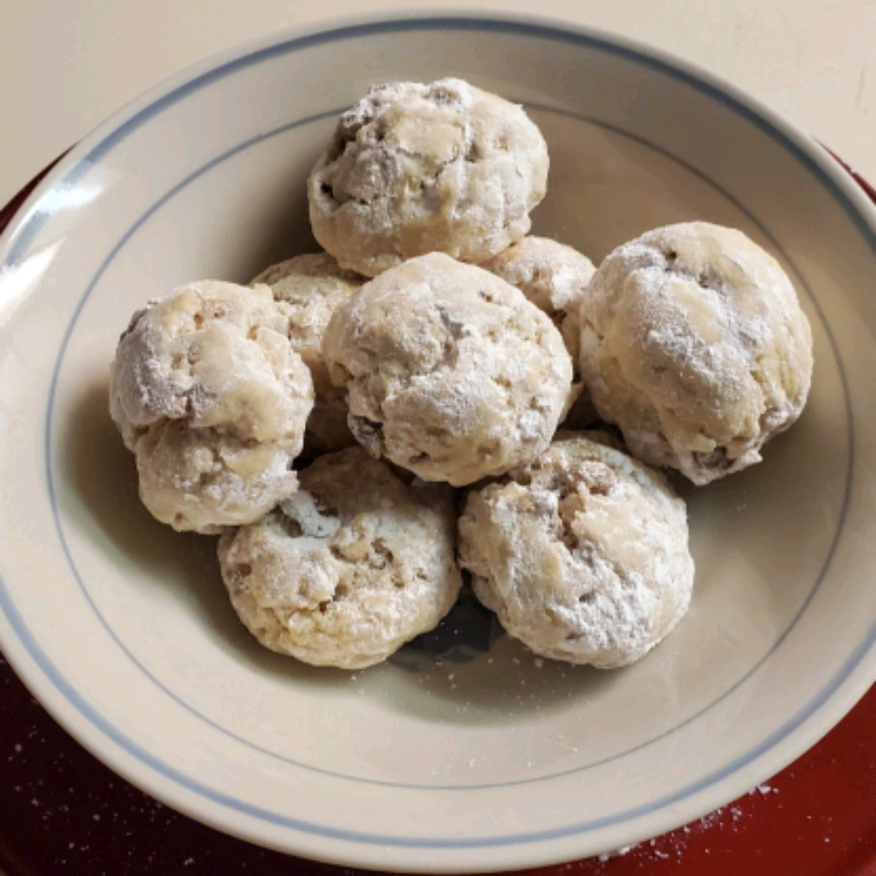 Tea Cookies I Tamera La