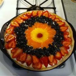 Fruit Pizza II larry k