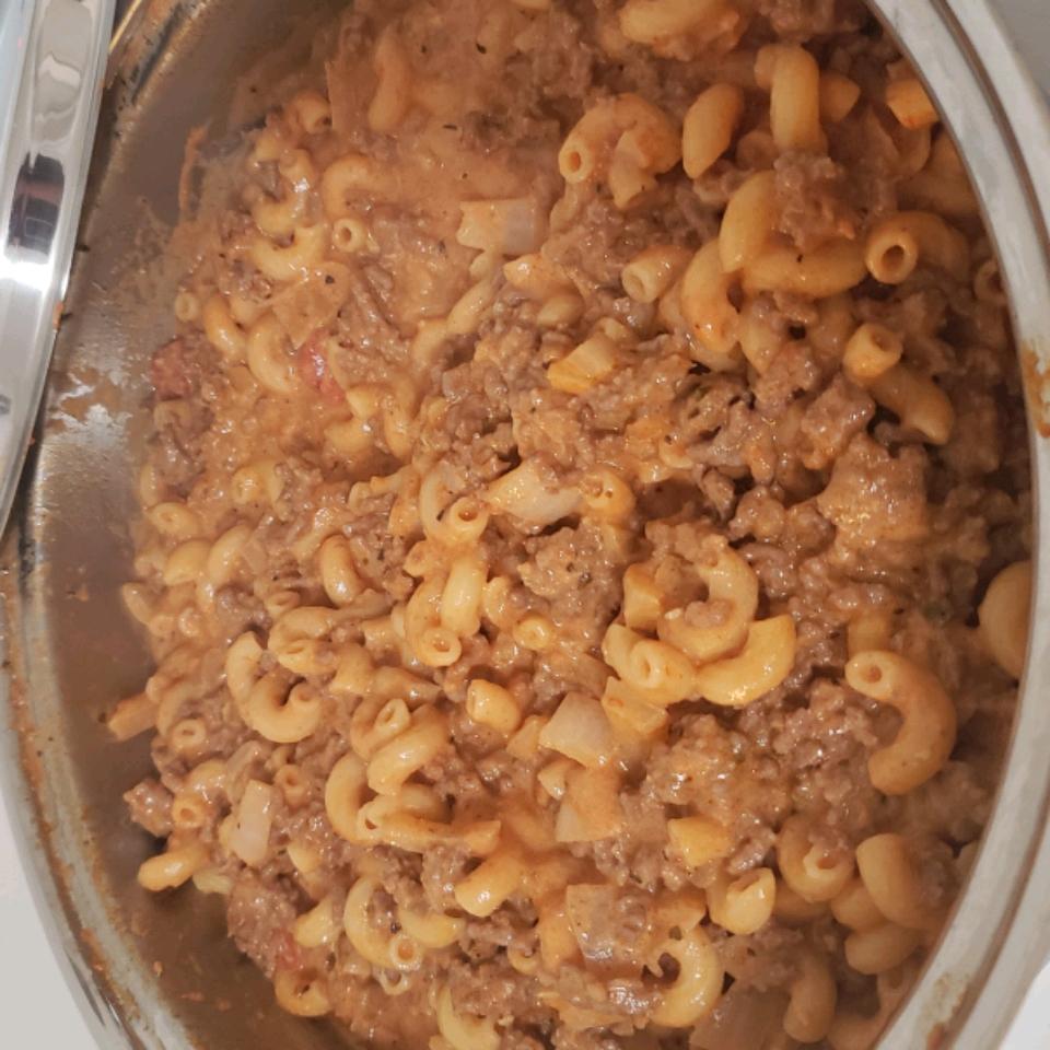 Lori's Beef and Spaghetti Macaroni Nelmsh1