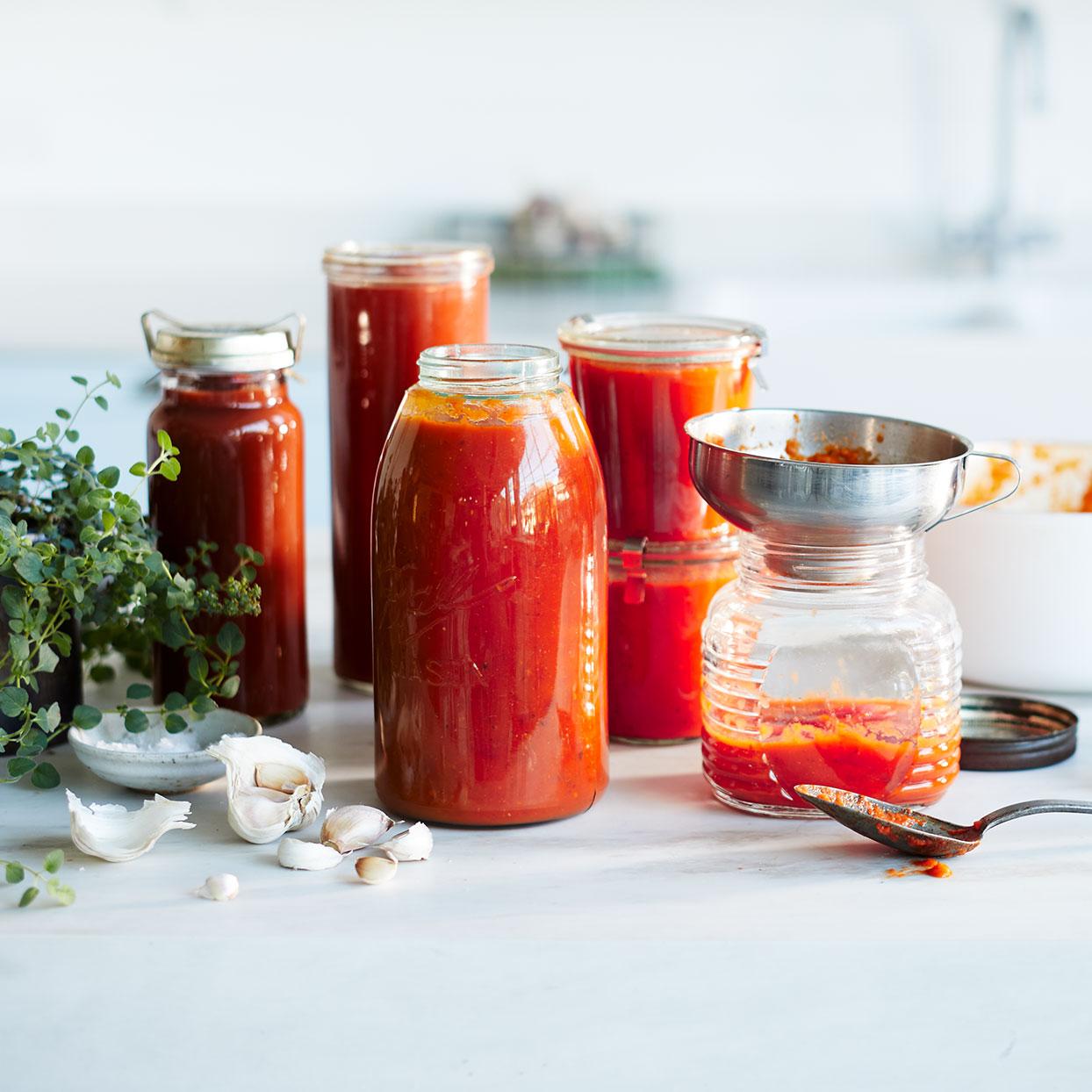 No-Peel Slow-Cooker Marinara Sauce Trusted Brands