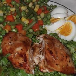 Black Lemon Chicken Salad sharlon1