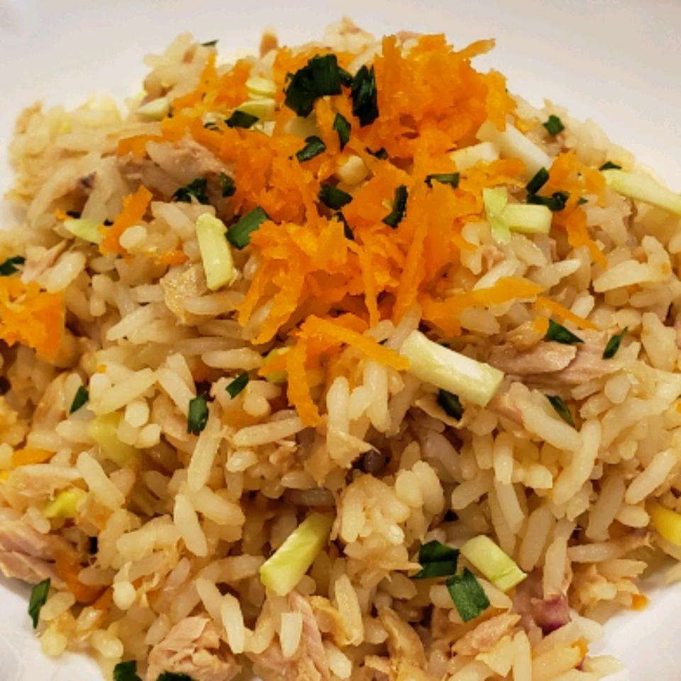 Spicy Tuna Rice Bowl