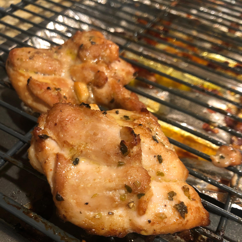 Grilled Chicken Marinade