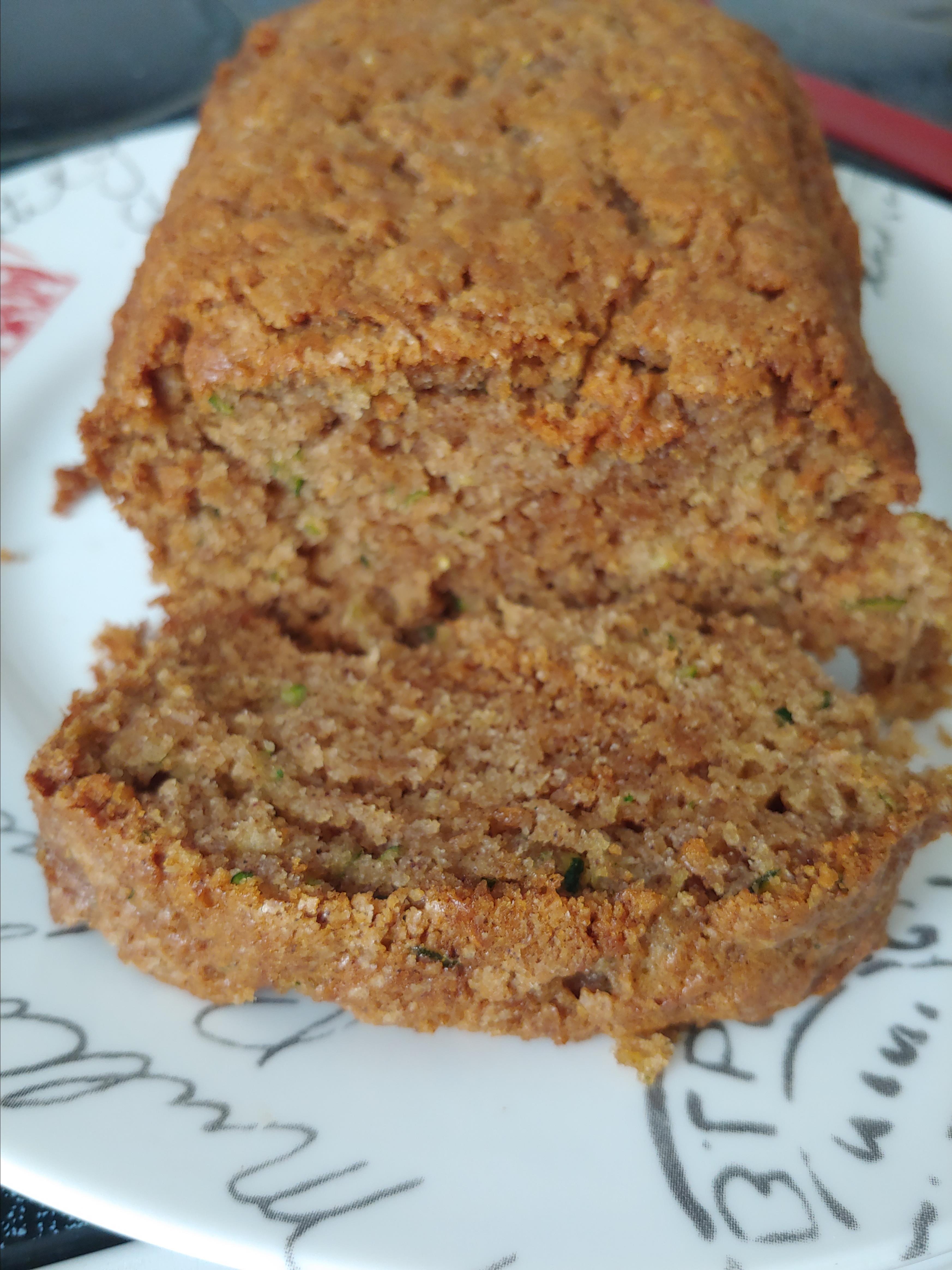 Mom's Zucchini Bread Jennifer Schweikhart