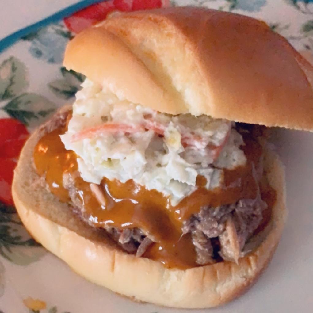 Slow Cooker Carolina BBQ
