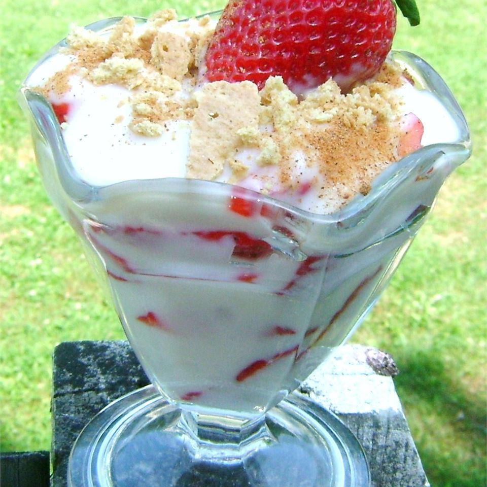 Vanilla Berry Parfaits Carrie C.