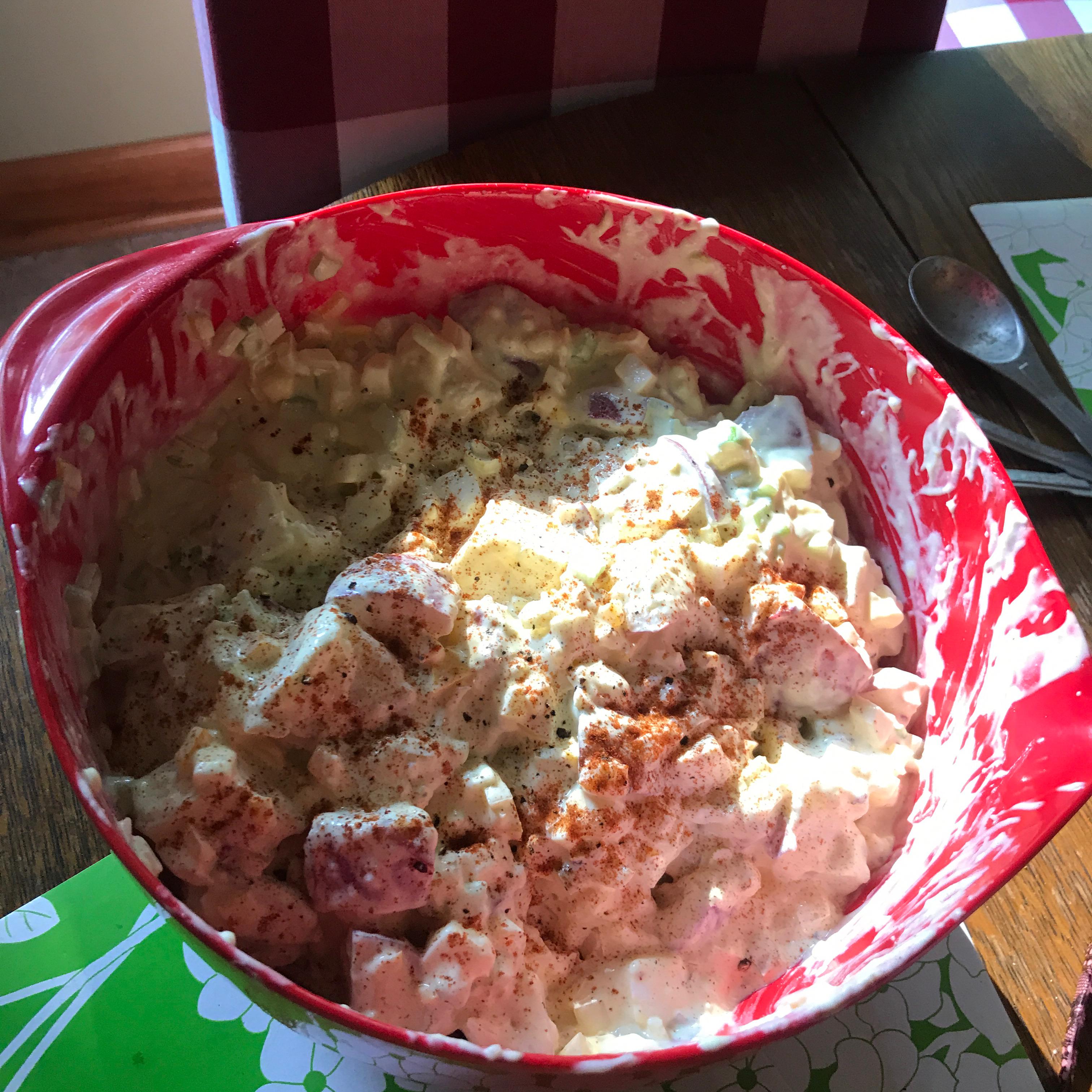 American Potato Salad BeauJohnstone