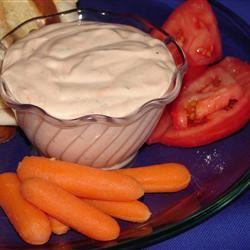 Russian Style Creamy Salad Dressing GodivaGirl