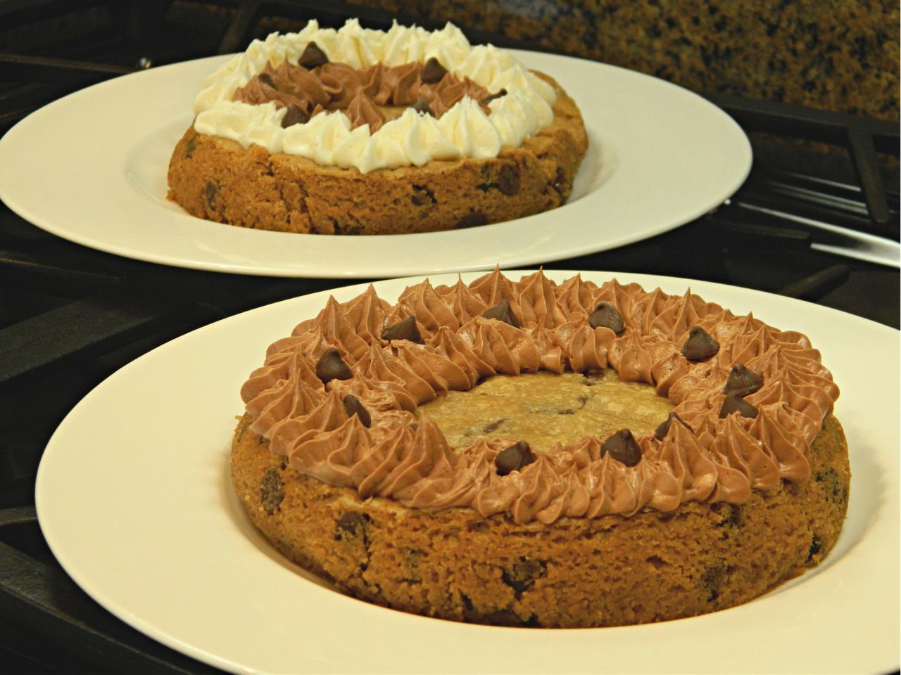 Homemade Cookie Cake Marianne