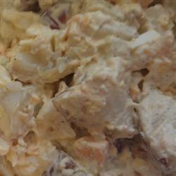 Wisconsin Cheese Curd Potato Salad Courtney Servantes