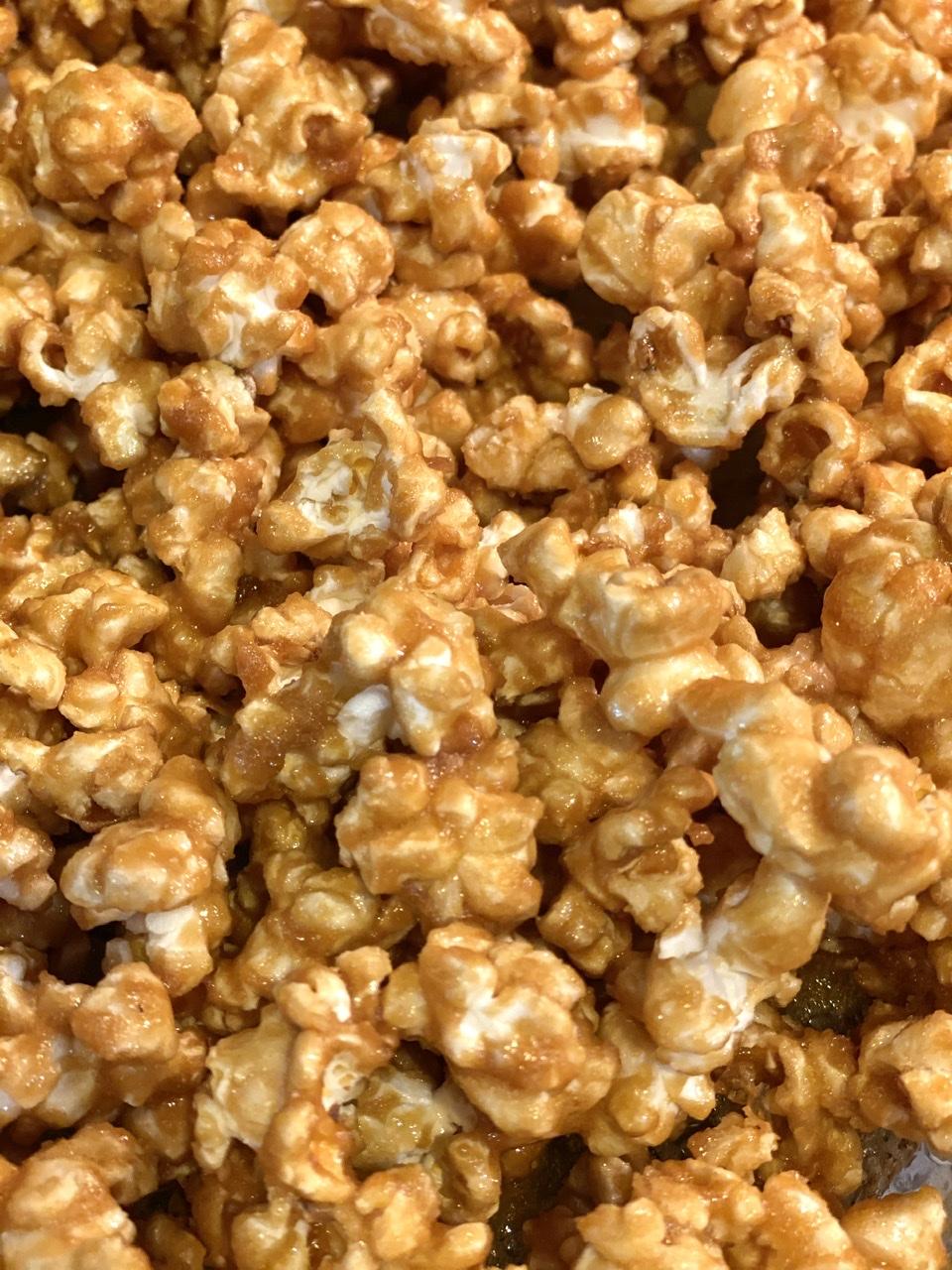 Caramel Popcorn Stella Marie Wingo