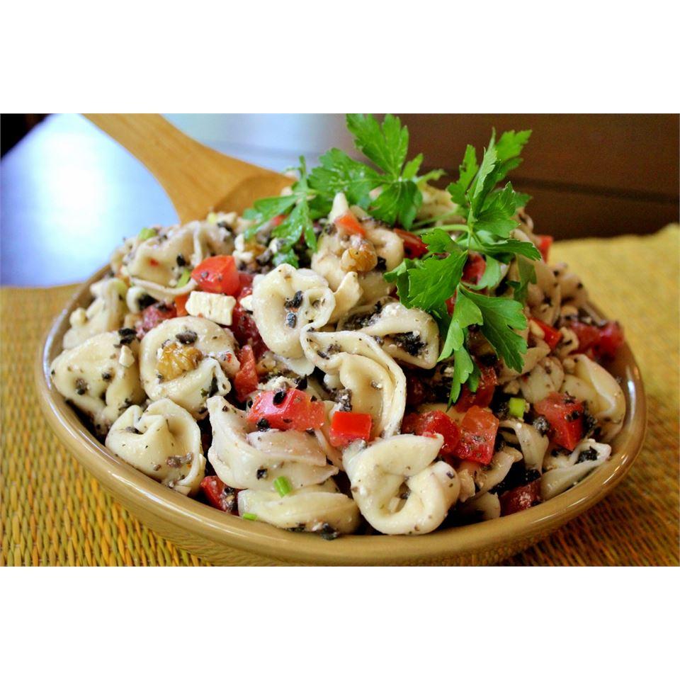Tortellini Picnic Salad Melissa Goff
