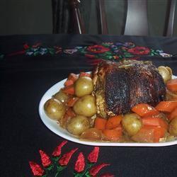 Schweinebraten Pork Roast cianne