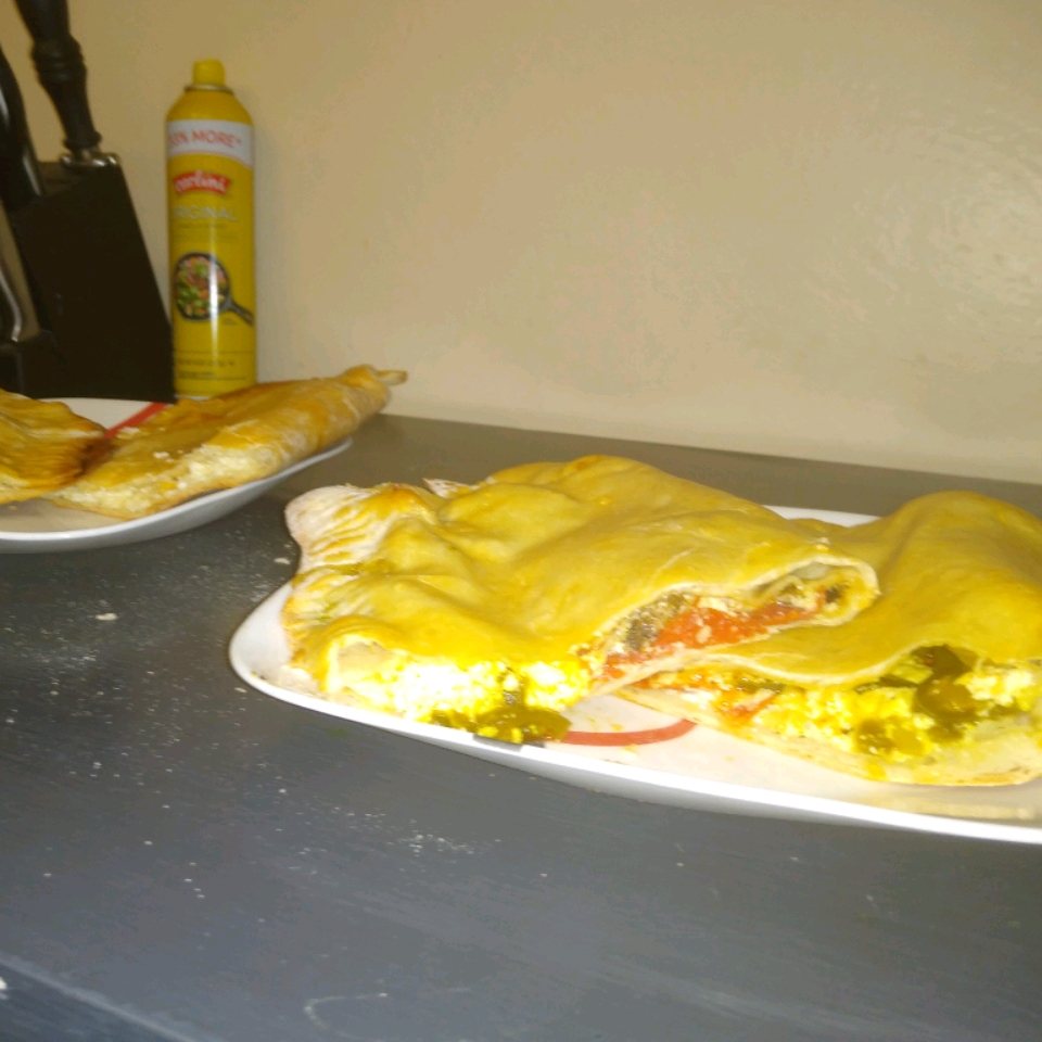 Real Italian Calzones