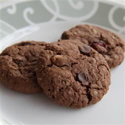 Chocolate Oatmeal Cookies JPMJ