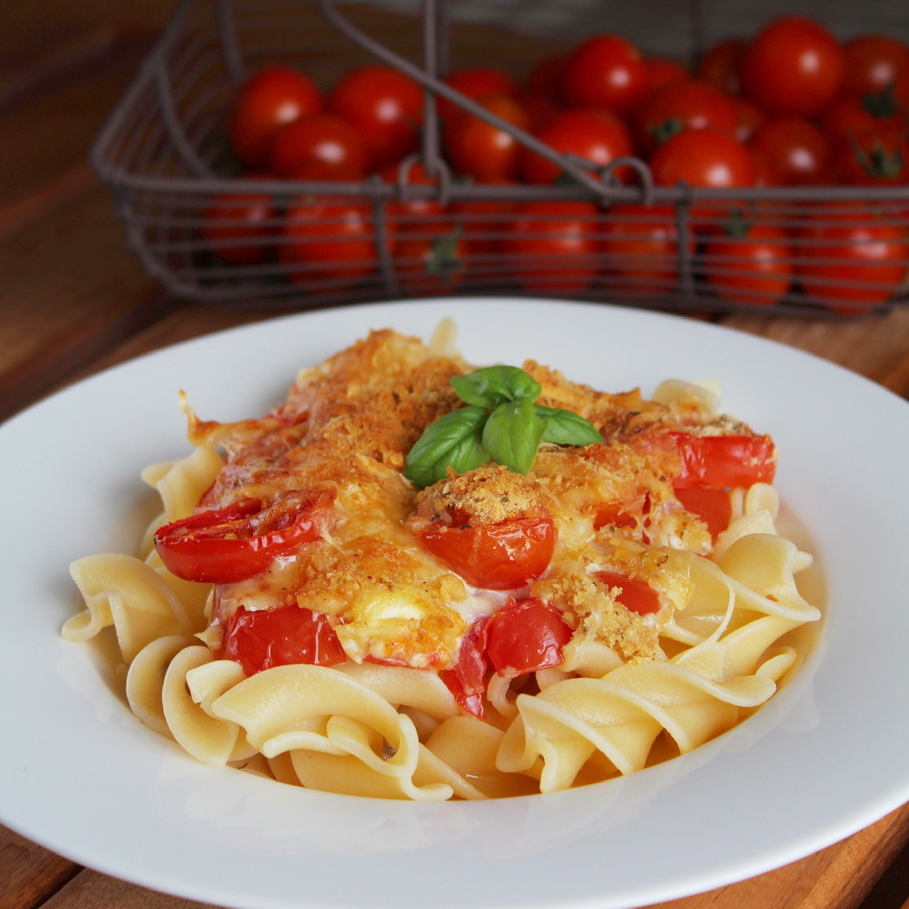 Summer Tomato Casserole Buckwheat Queen