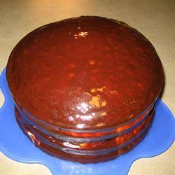 Grandma's Fudge Cake Jennecy