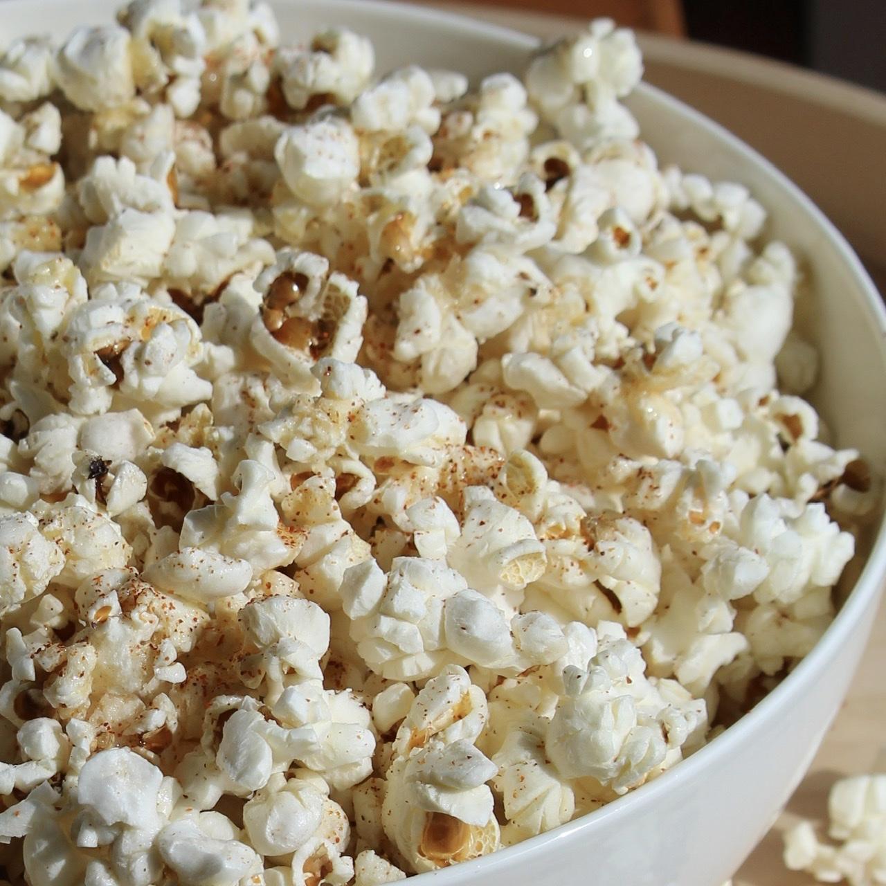 Healthy Popcorn Treat Buckwheat Queen