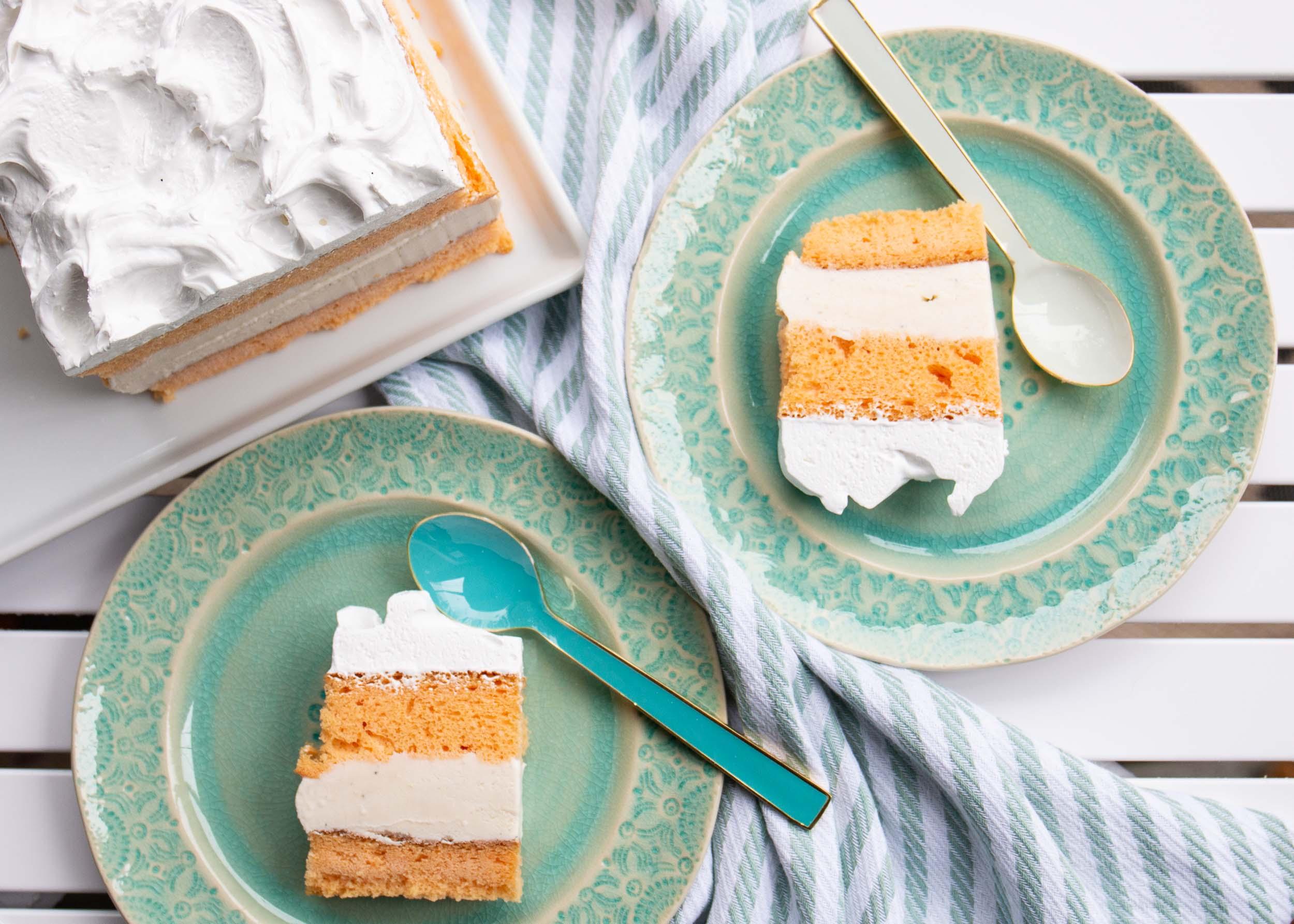 Creamsicle® Ice Cream Cake