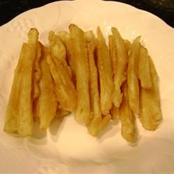 Homemade Crispy Seasoned French Fries Nandabear