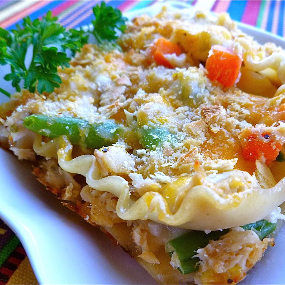 Tuna Lasagna Casserole lutzflcat