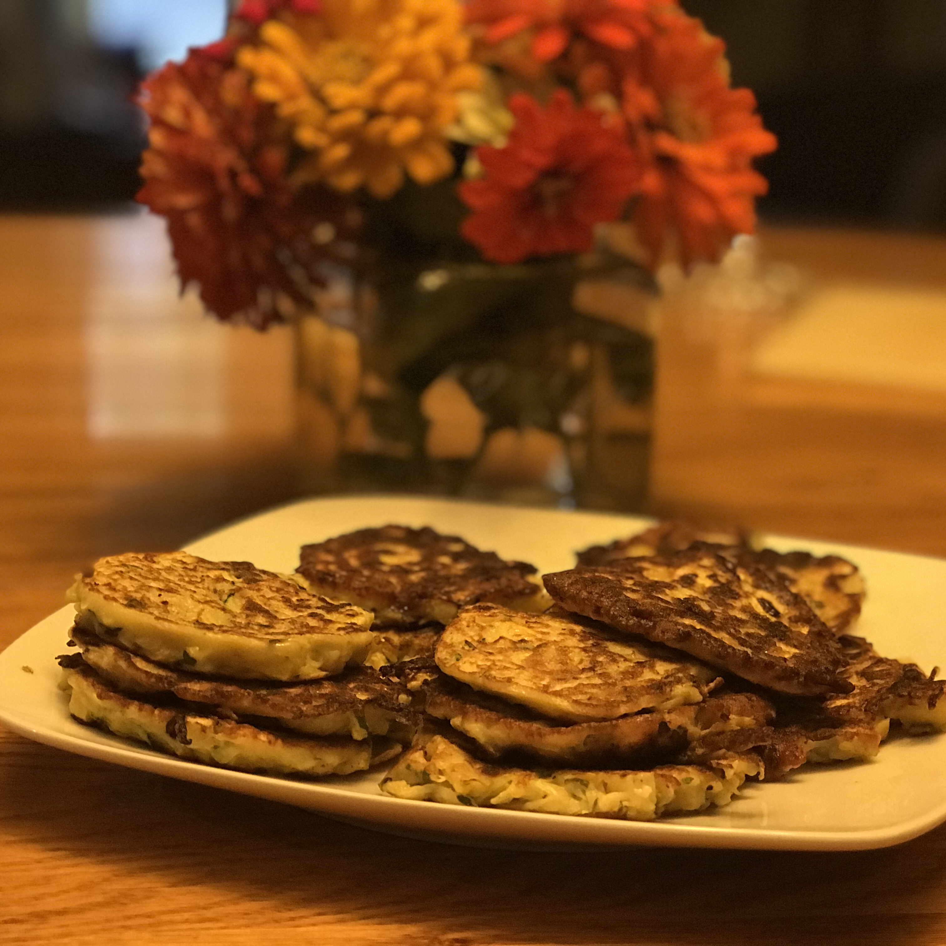 Old-Fashioned Italian Zucchini Fritters Miriam Friesen