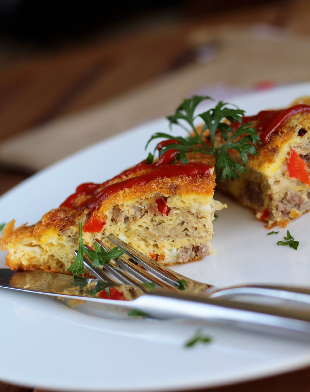 Air Fryer Frittata Buckwheat Queen