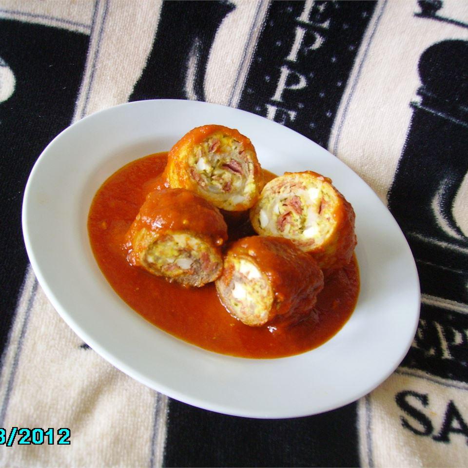 Bon Appetit's Braciole