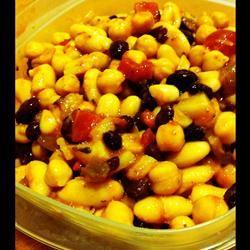 Easy Bean Salad kateskitch