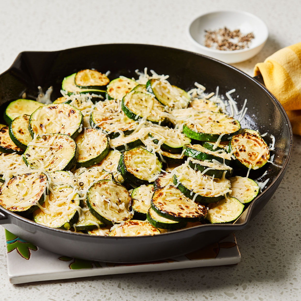 Mary's Zucchini with Parmesan Trusted Brands