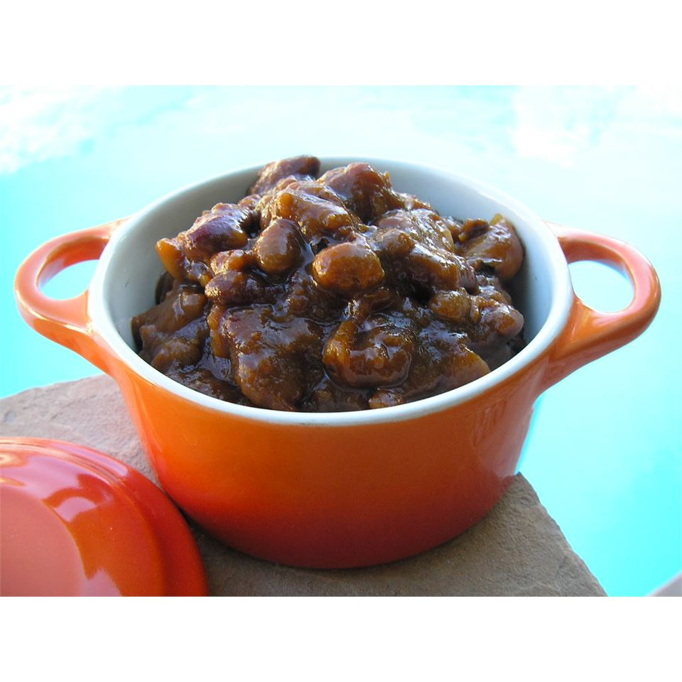 Perfect BBQ Baked Beans mauigirl