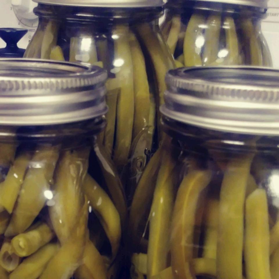 Pickled Green Beans Mary Kathleen Rohner