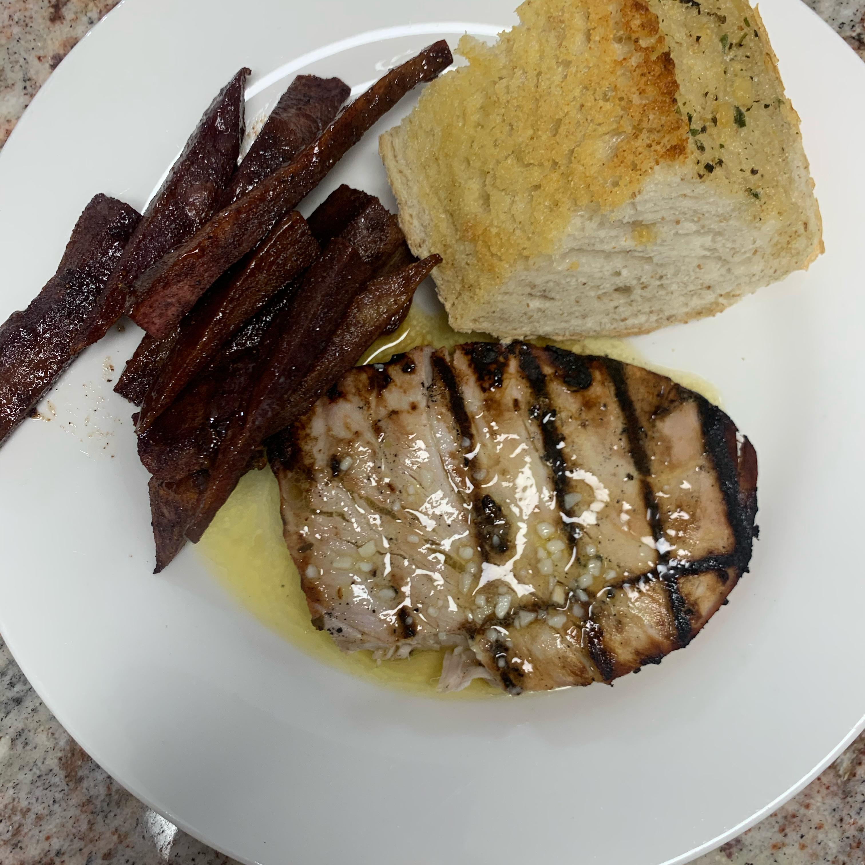 Easy Grilled Tuna Gigi5