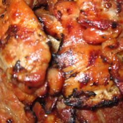 BBQ Miso Chicken Dorothy Klingensmith