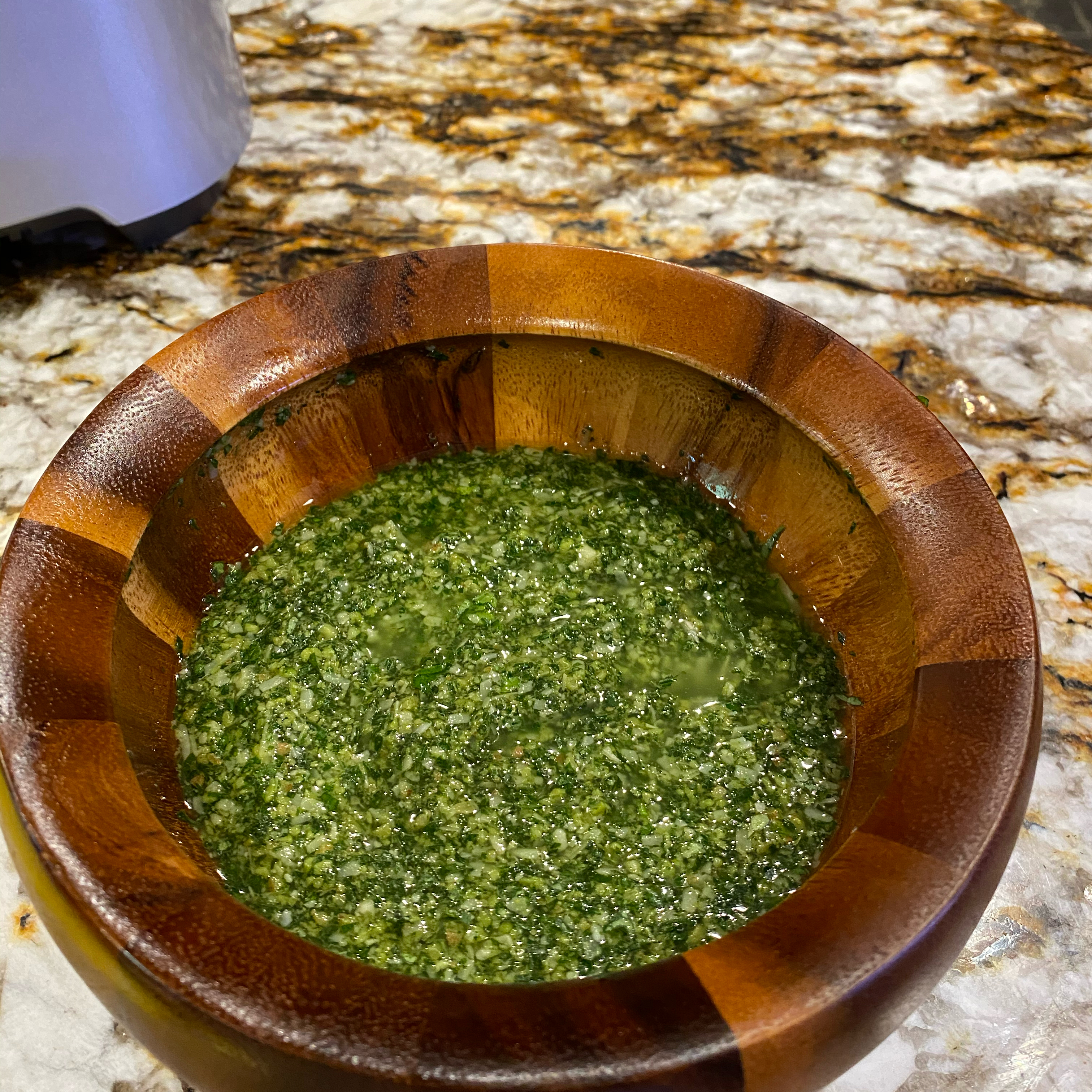 Pesto Genovese (Authentic Italian Basil Pesto) Amy Jane