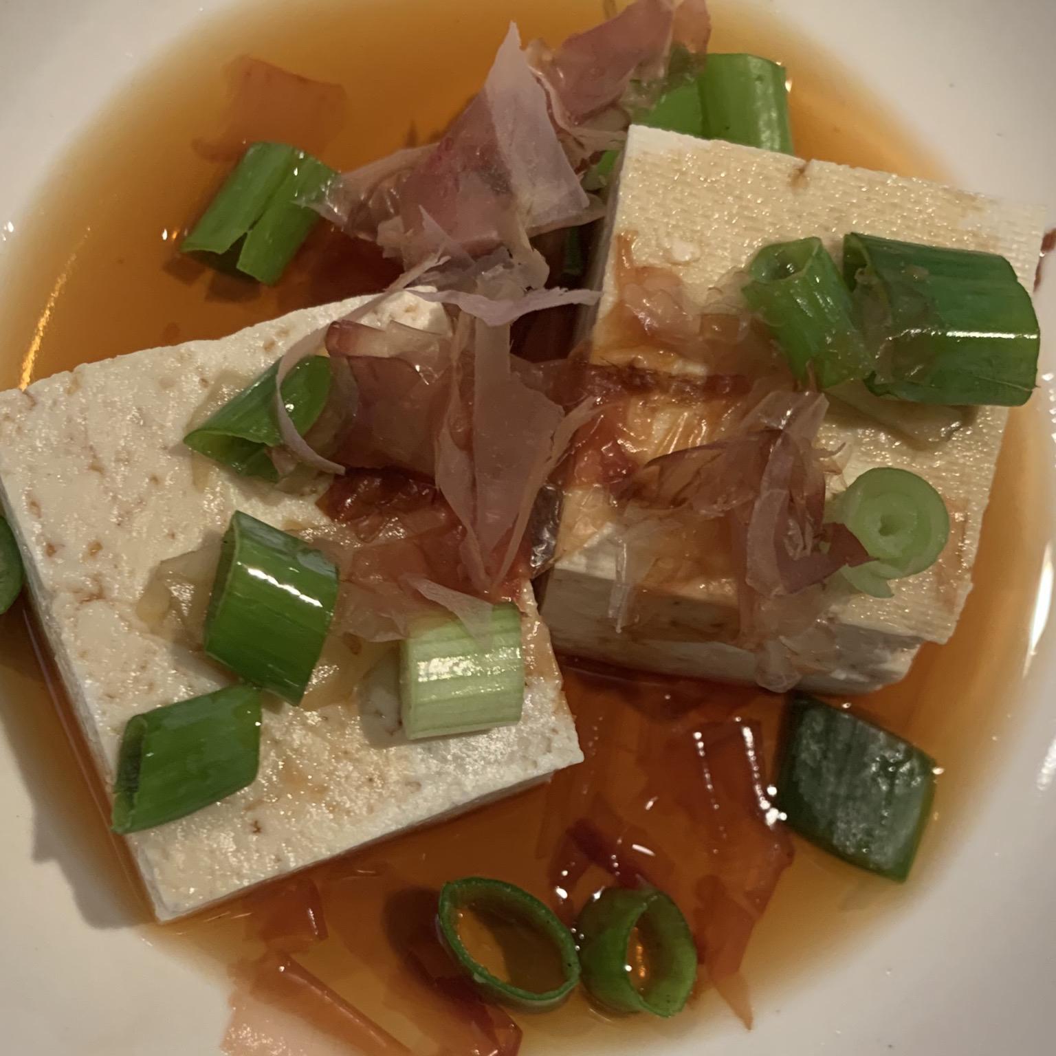 Tofu Hiyayakko KoiFish