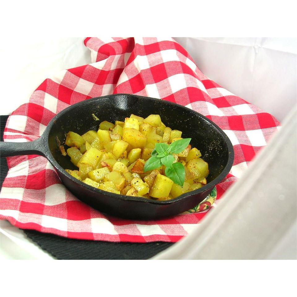 Country Style Fried Potatoes DIZ♥