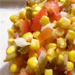 Summer Anytime Crisp Corn Salad