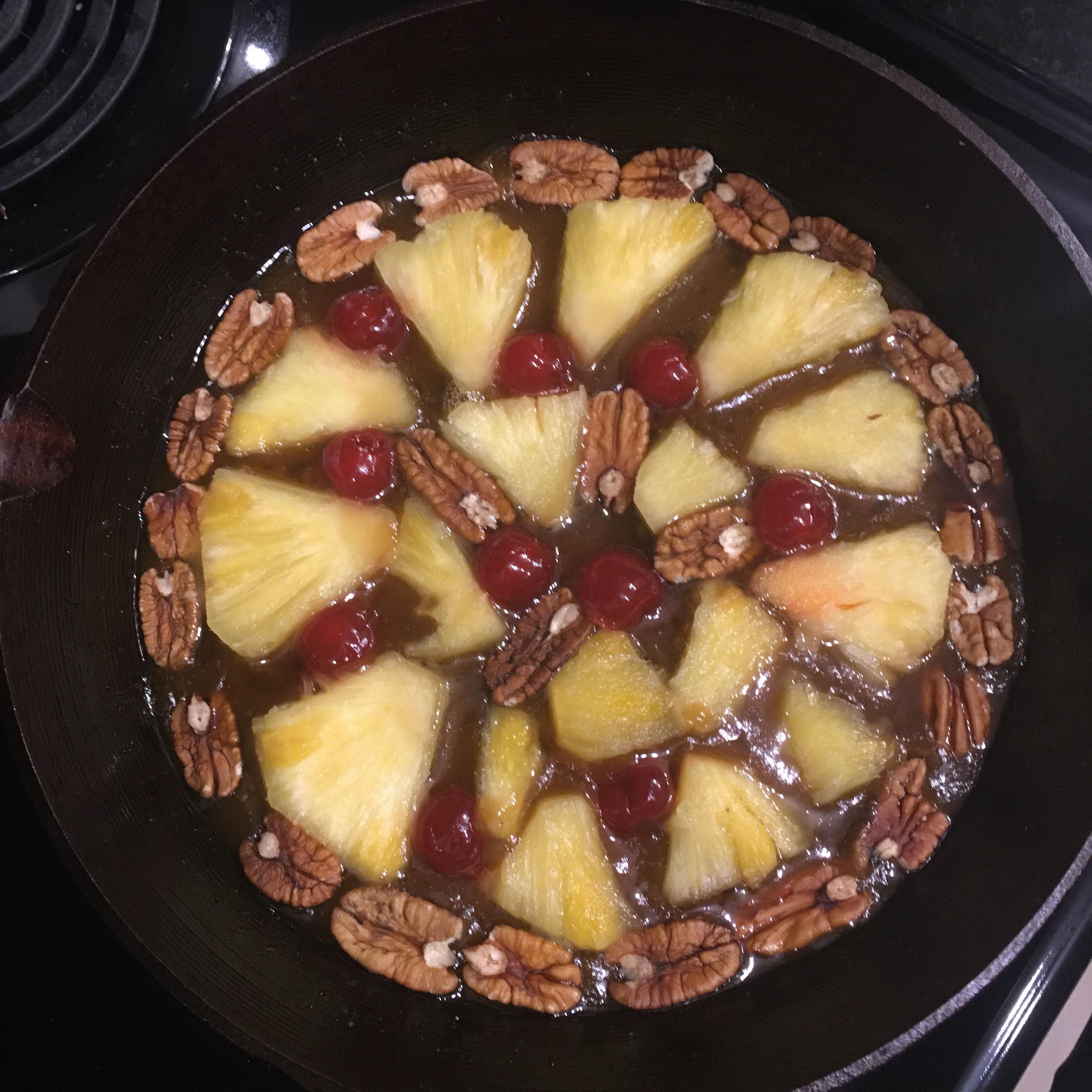Grandma's Pineapple Upside-Down Cake