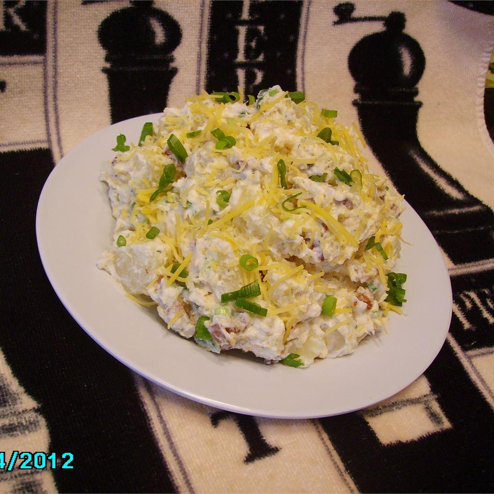 Kristen's Bacon Ranch Potato Salad Christina