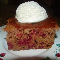 Cherry Nut Cake I Janice