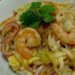My Husband's Pad Thai Noodles MattOlay V-H